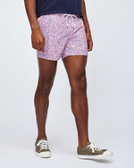 Bonobos Bonzai E-Waist Trunks in Pink Tossed Confetti