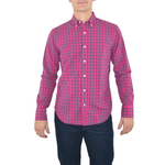 Bonobos Washed Button Down Shirt in Andrew Check