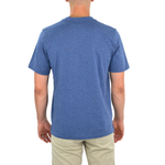 Mens Tulliano Baniri Crew Neck Tee in Marine - Brother's on the Boulevard