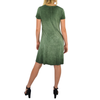 Womens Fifteen Twenty Short Sleeve Dress in Palm Green - Brother's on the Boulevard