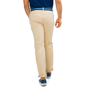 Mens Southern Tide Harbor Pant in Coastal Khaki - Brother's on the Boulevard