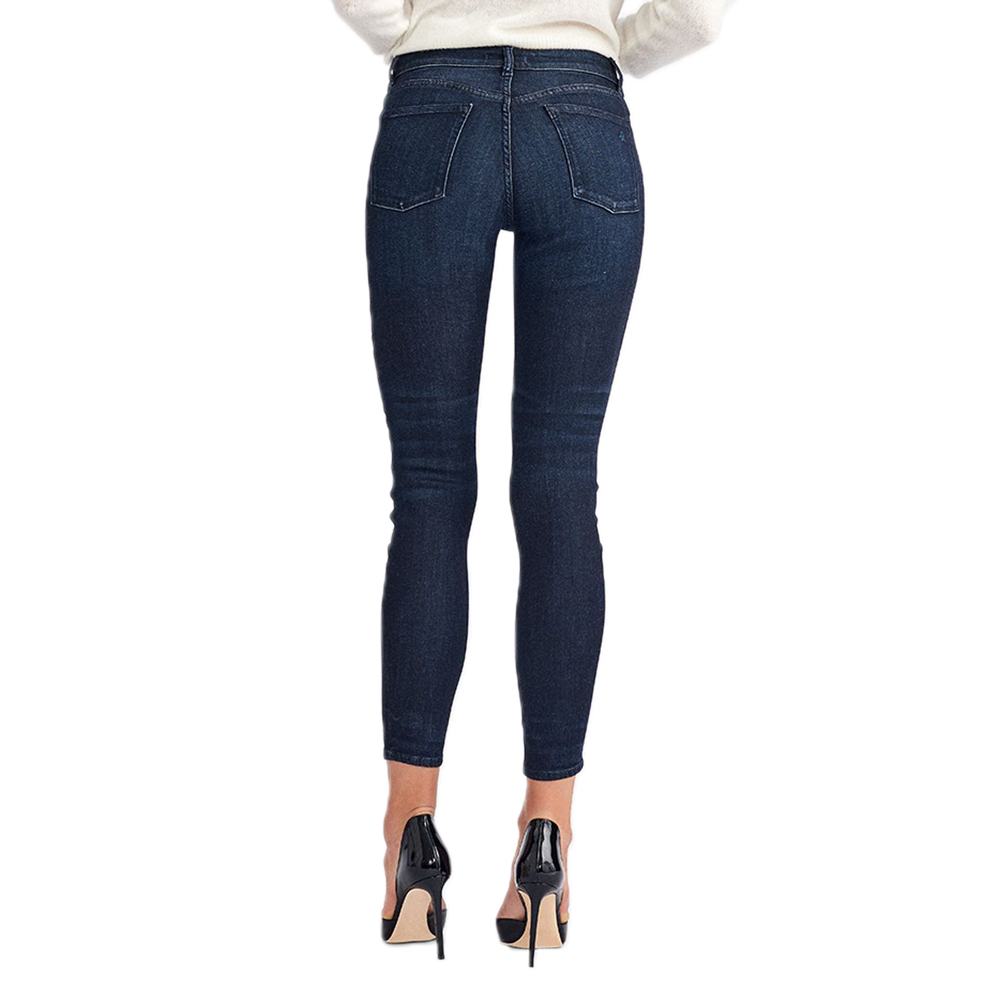 Womens DL1961 Premium Denim Margaux Mid Rise Ankle Skinny in Maverick - Brother's on the Boulevard