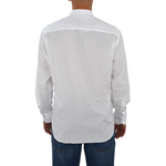 Mens Luchiano Visconti 39145 Sport Shirt in White - Brother's on the Boulevard