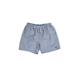 Southern Marsh Maldives Chambray Dockside Swim Trunk in Navy
