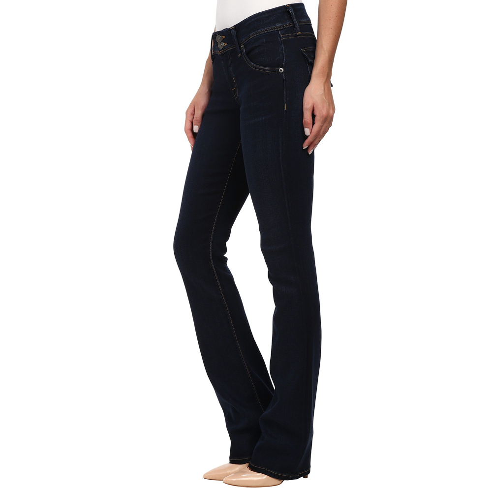 Womens Hudson Jeans Beth Baby Low Rise Bootcut in Oracle - Brother's on the Boulevard