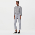 Citizen of Humanity Drew Flare High Rise Crop Jean in Ash