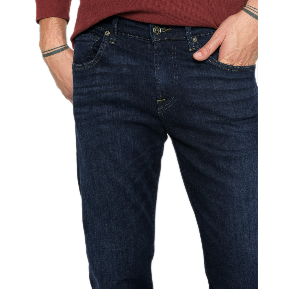 Mens 7 For All Mankind Austyn Relaxed Straight Jeans in After Hours - Brother's on the Boulevard