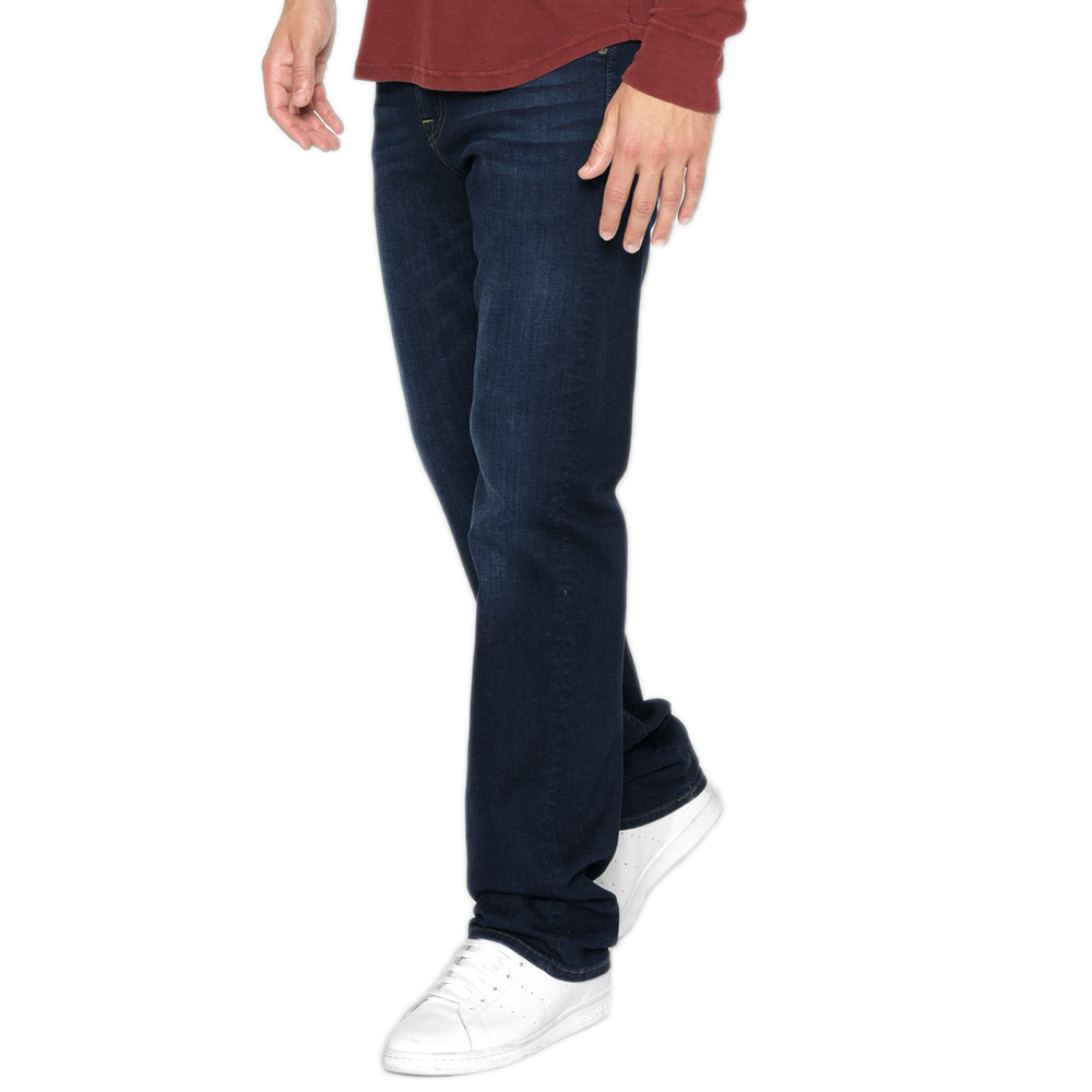 Mens 7 For All Mankind Relaxed Straight Jeans in After Hours - Brother's on the Boulevard