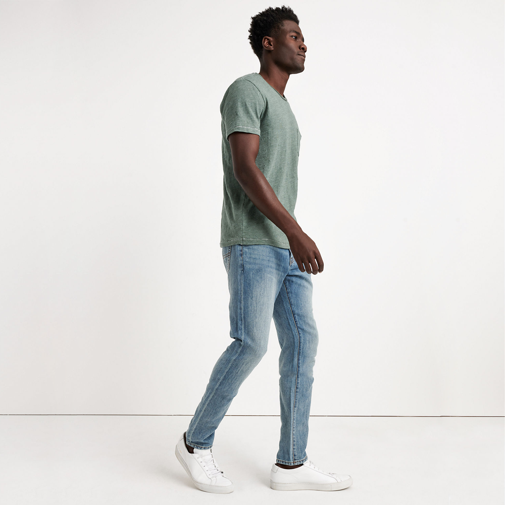 Lucky Brand Jeans 410 Athletic Slim in Little Rock