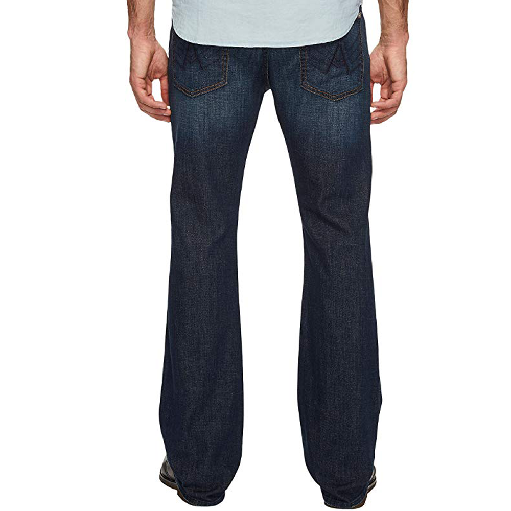 Mens 7 For All Mankind Brett Bootcut Jean in Blue Horizon - Brother's on the Boulevard