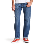 Mens 7 For All Mankind Austyn Relaxed Straight Jean in Rainshaw - Brother's on the Boulevard