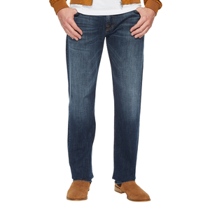 Mens 7 For All Mankind Luxe Performance Standard Straight Leg in Nomad - Brother's on the Boulevard