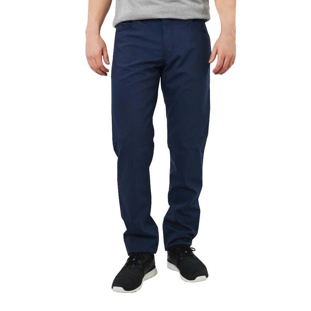 Mens Brax Cooper Manager Pant in Blue - Brother's on the Boulevard