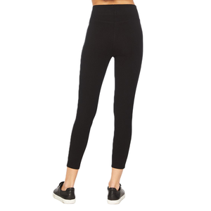 Womens Michael Stars Leggings in Black - Brother's on the Boulevard