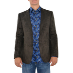 Luchiano Visconti 150 Sport Coat in Brown