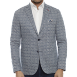 Luchiano Visconti Sport Coat in Grey