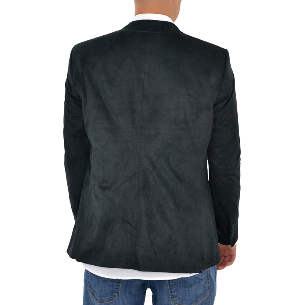 Mens Luchiano Visconti 151 Sport Coat in Black - Brother's on the Boulevard