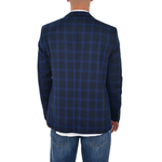 Mens Luchiano Visconti 153 Sport Coat in Blue - Brother's on the Boulevard