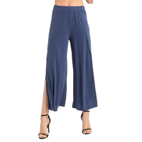 Womens Poche 1913 Relaxed Pant in Navy - Brother's on the Boulevard