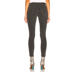 Womens AG Jeans Legging Ankle Mid Rise Skinny in 5 Years Reckless - Brother's on the Boulevard