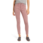 AG Jeans The Farrah High Rise Skinny Ankle in Autumn Rose