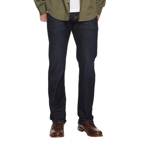 Mens 7 For All Mankind Austyn With Squiggle & Split Seam in Codec - Brother's on the Boulevard