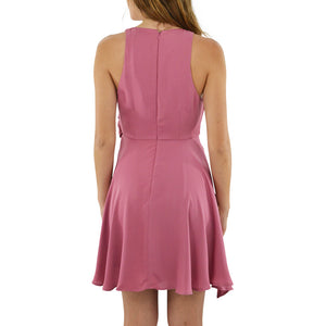 Womens Stylestalker Alia A-Line Dress in Rose - Brother's on the Boulevard