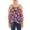 Tween Girls Ella Moss Tween Girls Ashley Chiffon Top in Multi - Brother's on the Boulevard