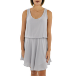Womens Three Eighty Two Ashtyn Mini Dress in Lunar - Brother's on the Boulevard