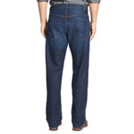 Mens 7 for all Mankind Austyn Relaxed Straight in Blue Horizon - Brother's on the Boulevard