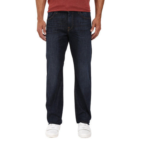 Mens 7 for all Mankind Austyn Relaxed Straight Leg in Manchester Fields - Brother's on the Boulevard