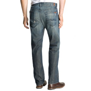 Mens 7 For All Mankind Austyn Relaxed Straight Jean in Melbourne - Brother's on the Boulevard