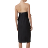 Womens Keepsake The Label Awake Strapless Ruffle Dress in Black - Brother's on the Boulevard