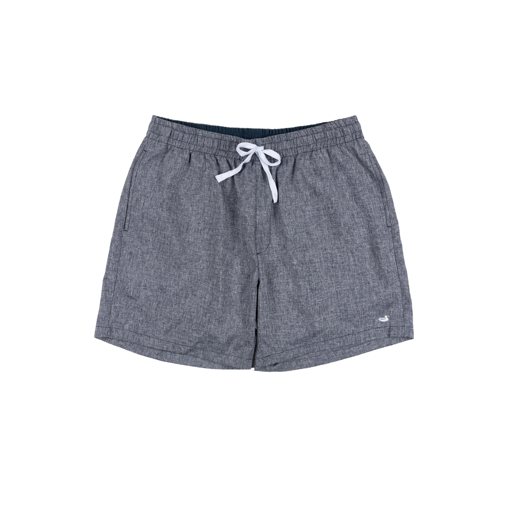 Southern Marsh Crawford Casual Short in Navy