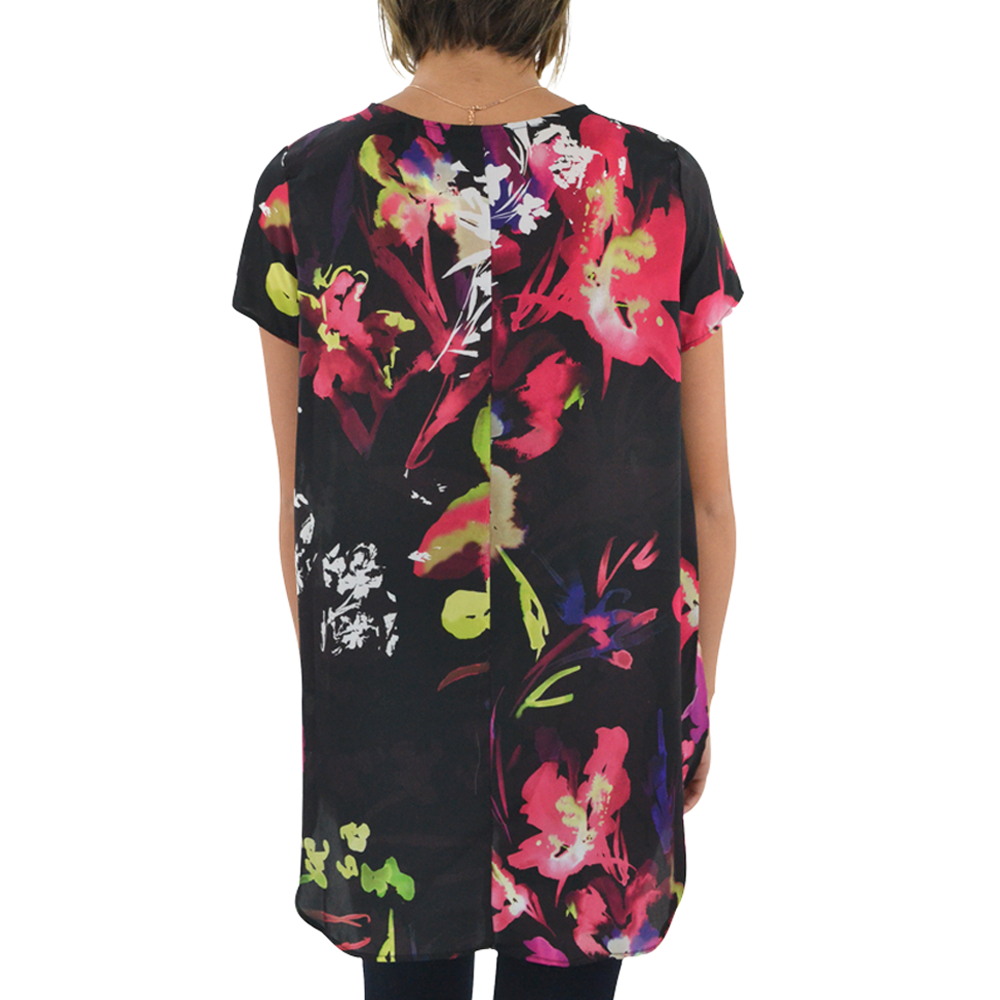 Womens Askari Brayden Top in Blossom - Brother's on the Boulevard