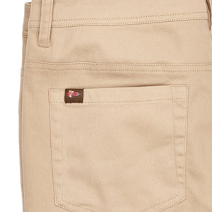 Mens Southern Marsh Brazos Stretch Twill Pant in Khaki - Brother's on the Boulevard