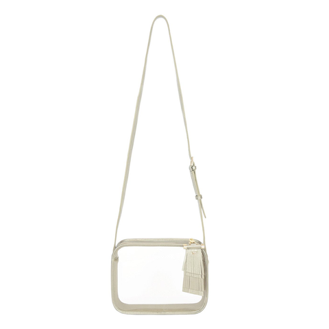 Kelly Wynne Mingle Mingle Mama Crossbody in Moon