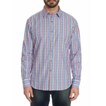 Robert Graham Calvert Sport Shirt in White