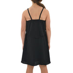 Tween Girls Sally Miller Girls Cara Dress in Black - Brother's on the Boulevard