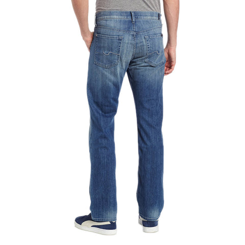7 for all Mankind Carsen Modern Straight Leg in Washed Out