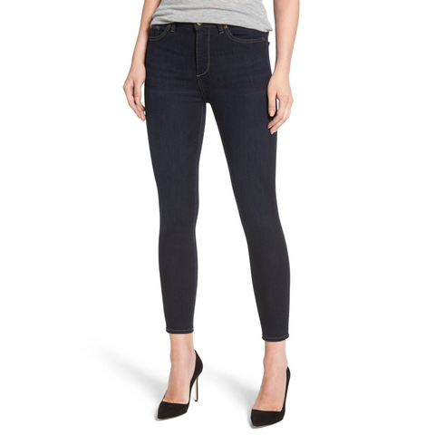 Womens DL1961 Premium Denim Chrissy Trimtone Skinny in Alexandra - Brother's on the Boulevard
