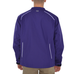 Mens Cutter & Buck LSU Tiger Eye WeatherTec Jacket in Purple - Brother's on the Boulevard
