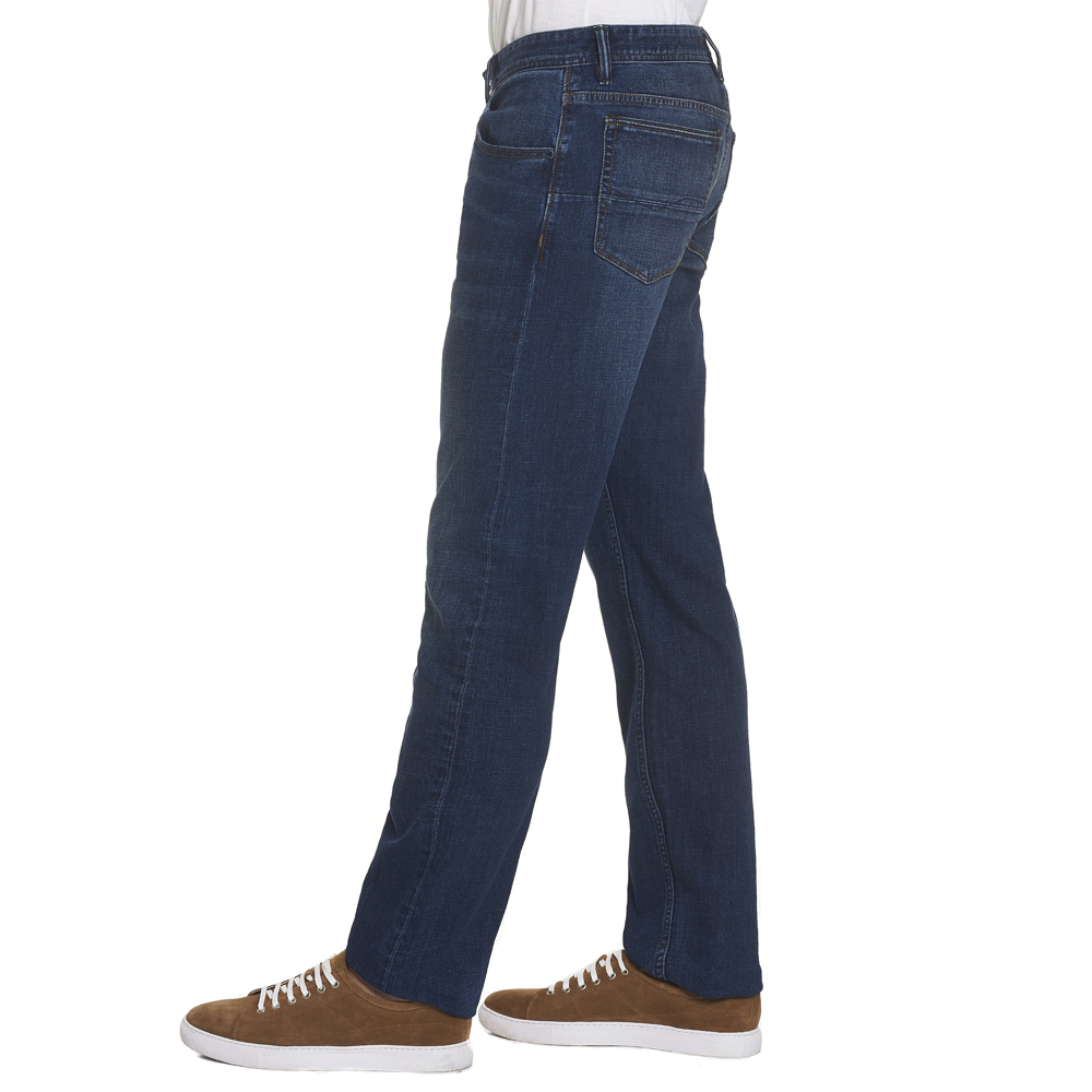 Mens Robert Graham Regular Fit Jean in Creed Indigo - Brother's on the Boulevard