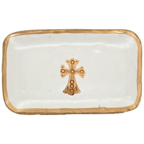 Home Claremont Clays Medium Rectangle Tray in Hazelnut - Brother's on the Boulevard