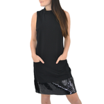 Julie Brown Annie Dress in Black