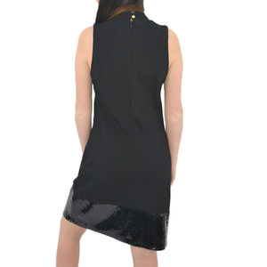 Womens Julie Brown Annie Dress in Black - Brother's on the Boulevard