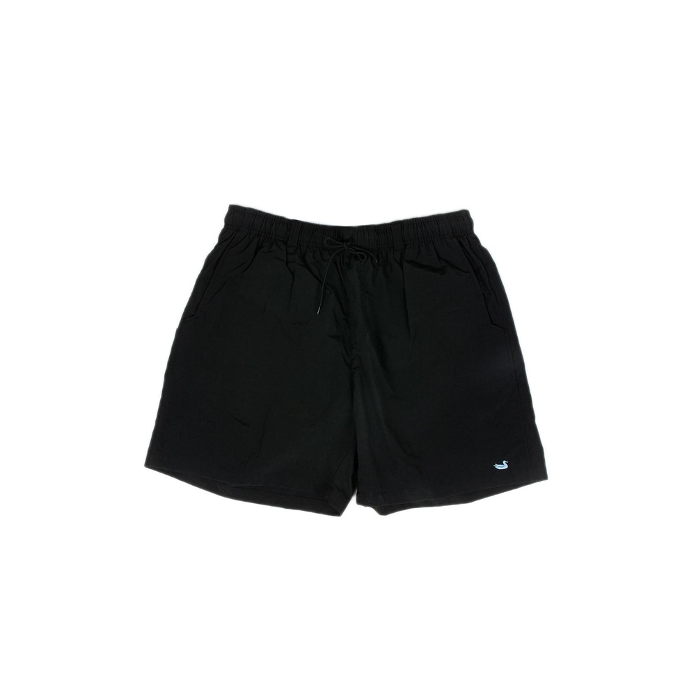 Southern Marsh Dockside Swim Trunks in Black
