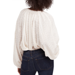 Womens Free People Down From the Clouds Top in White - Brother's on the Boulevard