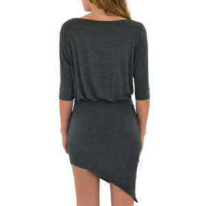 Womens Splendid Dress in Charcoal - Brother's on the Boulevard