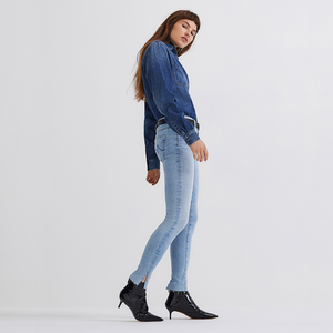Womens AG Jeans Legging Ankle Mid Rise Super Skinny Ankle in 27 Years Aversions - Brother's on the Boulevard